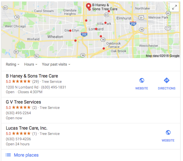 How to Get More Reviews On Your Google My Business Listing